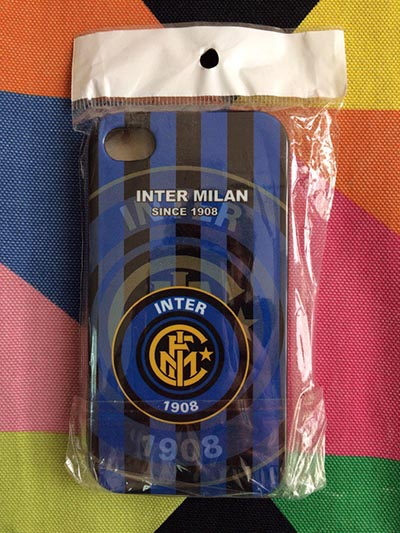 Фото Чехол для iPhone 4/4S Inter Milan