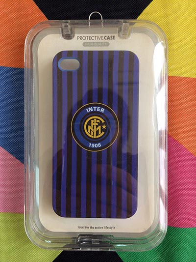 Фото Чехол для iPhone 4/4S Inter Milan 1908