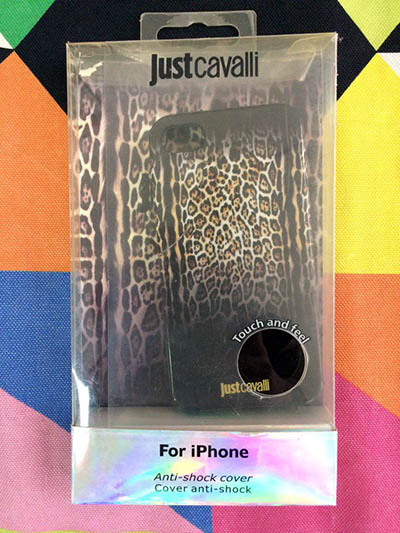 Фото Чехол для iPhone 4/4S just cavalli anti-shock