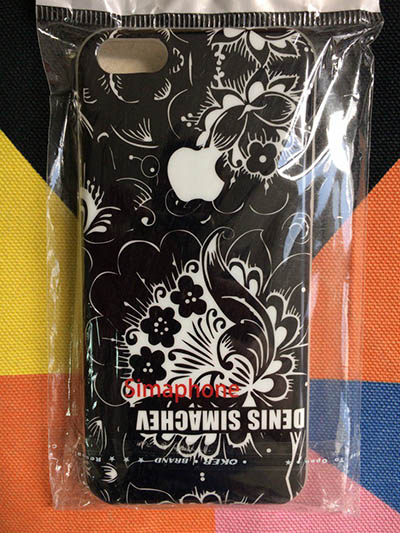 Фото Чехол для iPhone 5C Simaphone (Denis Simachev)