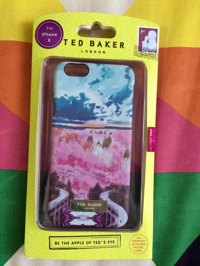 Фото Чехол iPhone 6/6S Ted Baker