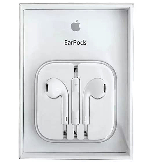 Фото Наушники Apple Ear pods оригинал