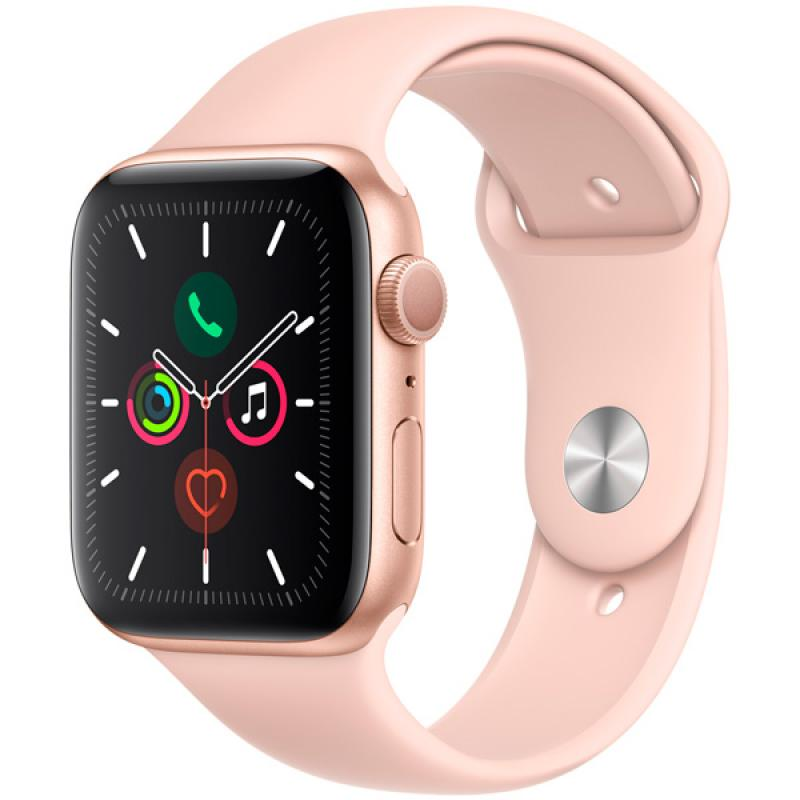 Фото Apple Watch S5 44mm Gold Sport Band