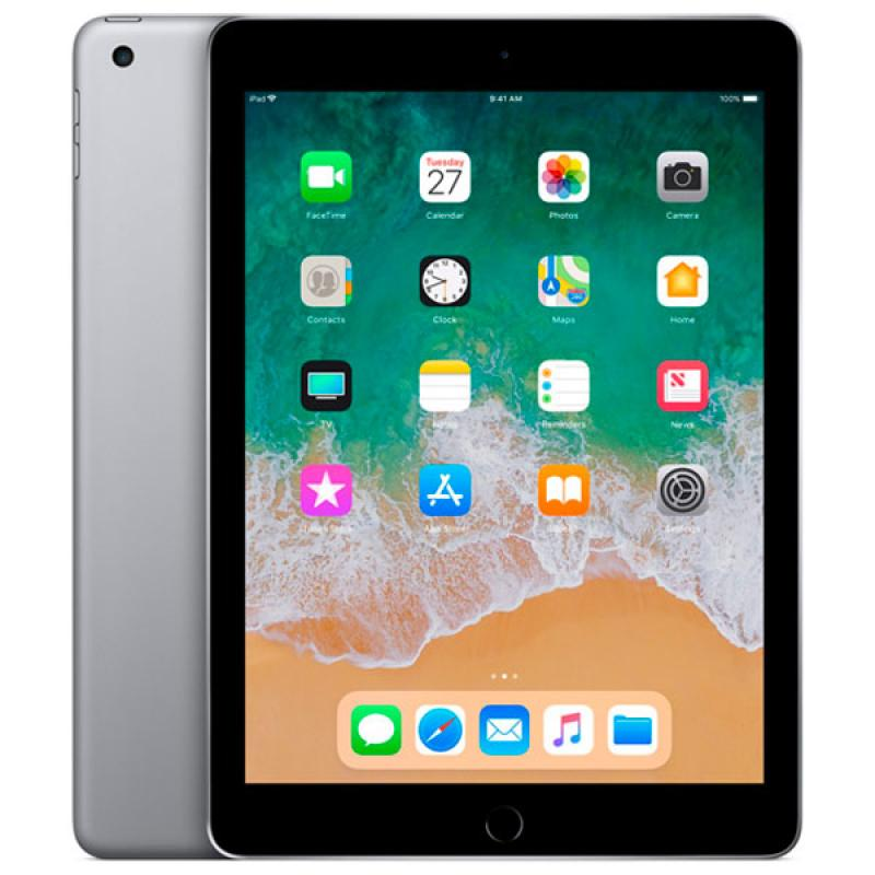 Фото iPad 2018 32GB Wi-Fi Space gray