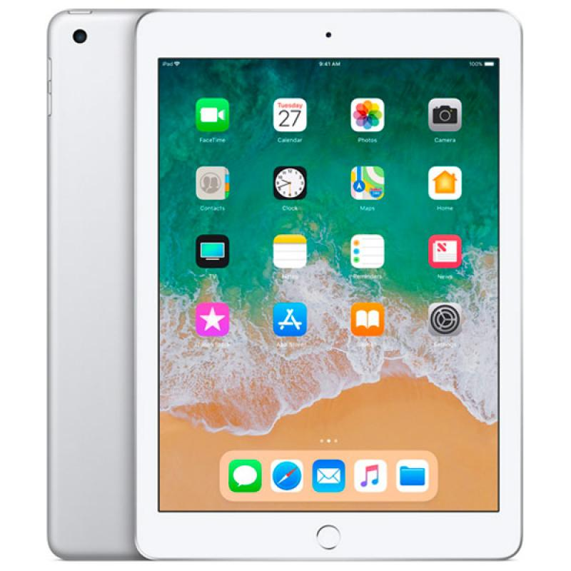 Фото iPad 2018 32GB Wi-Fi+Cell Silver