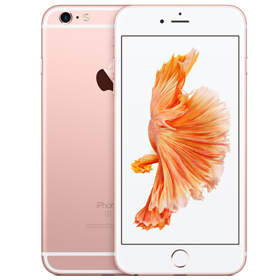 Фото iPhone 6S Plus 128GB Rose Gold (временно недоступен...)