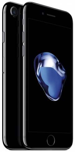 Фото iPhone 7 256GB JET BLACK