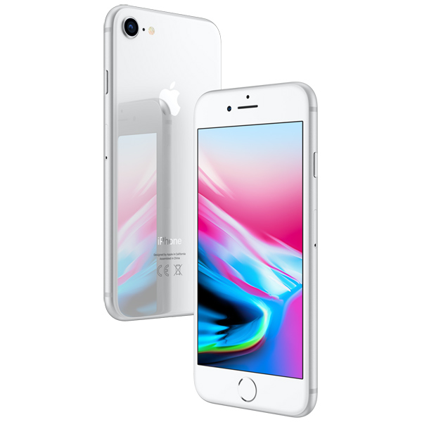Фото iPhone 8 256GB SILVER новый