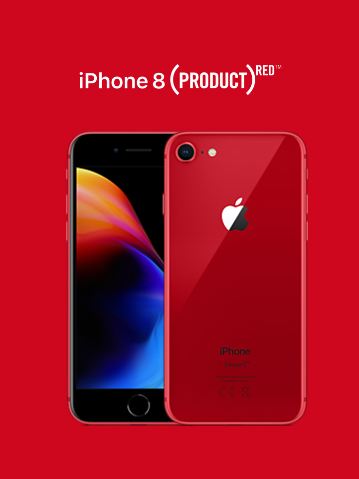 Фото iPhone 8 RED 256GB RED