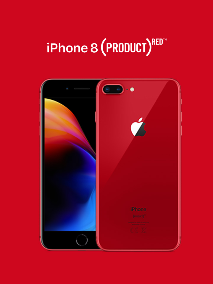 Фото iPhone 8 PLUS 256GB RED