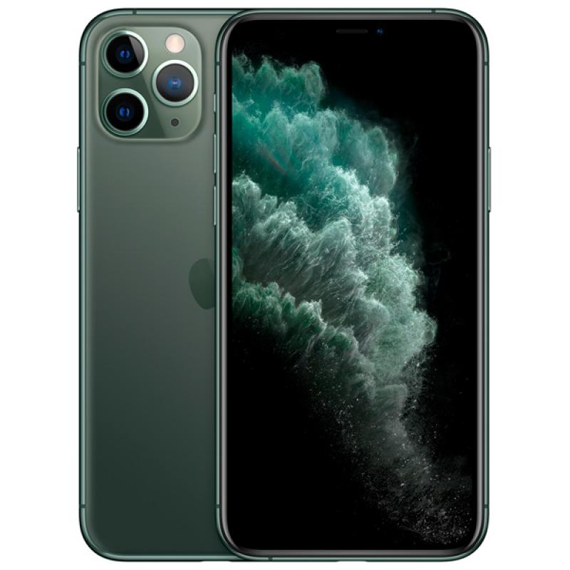 Фото iPhone 11 Pro Max 256GB Midnight Green