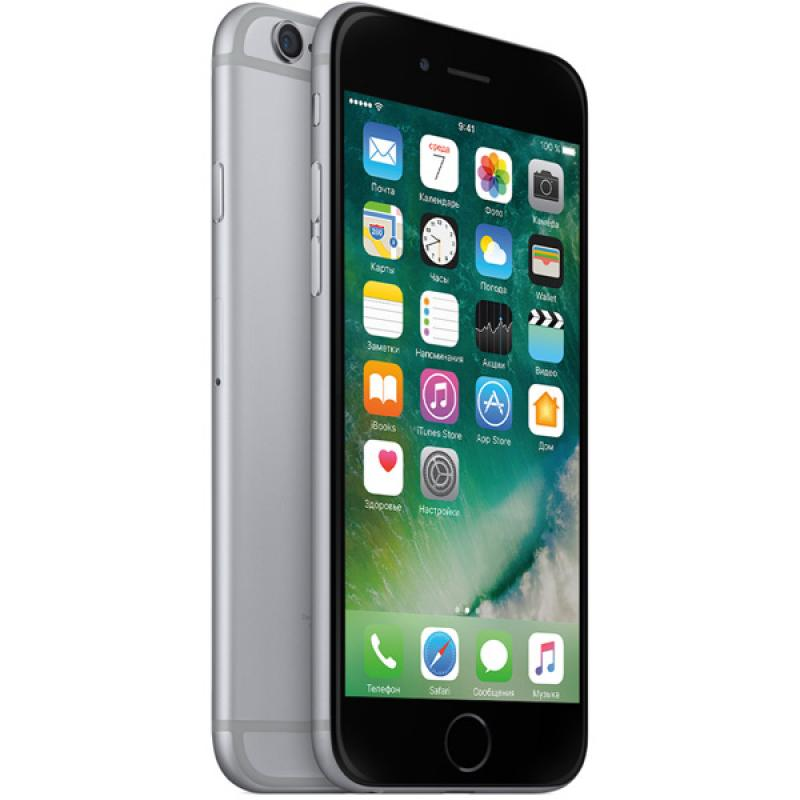 Фото iPhone 6 32GB SPACE GRAY