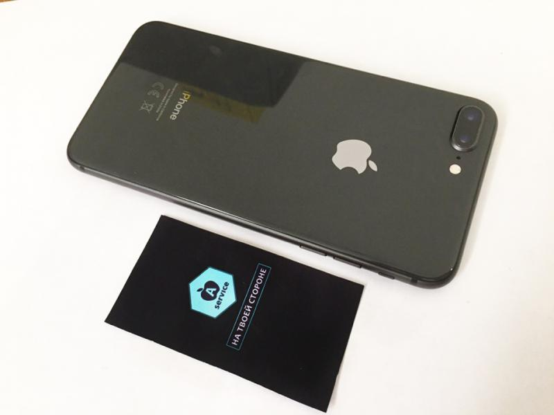 Фото iPhone 8 Plus 256GB Space gray б/у