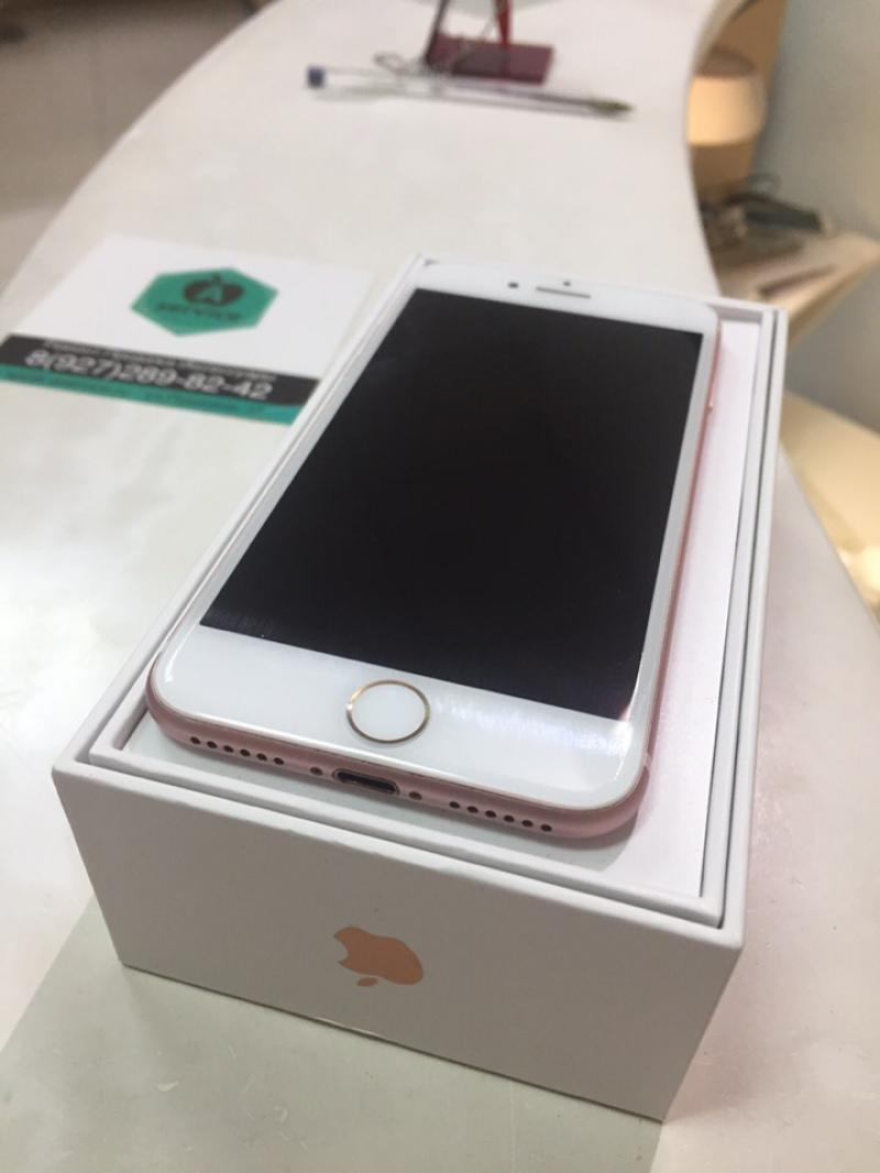Фото iPhone 7 32GB Rose gold б/у