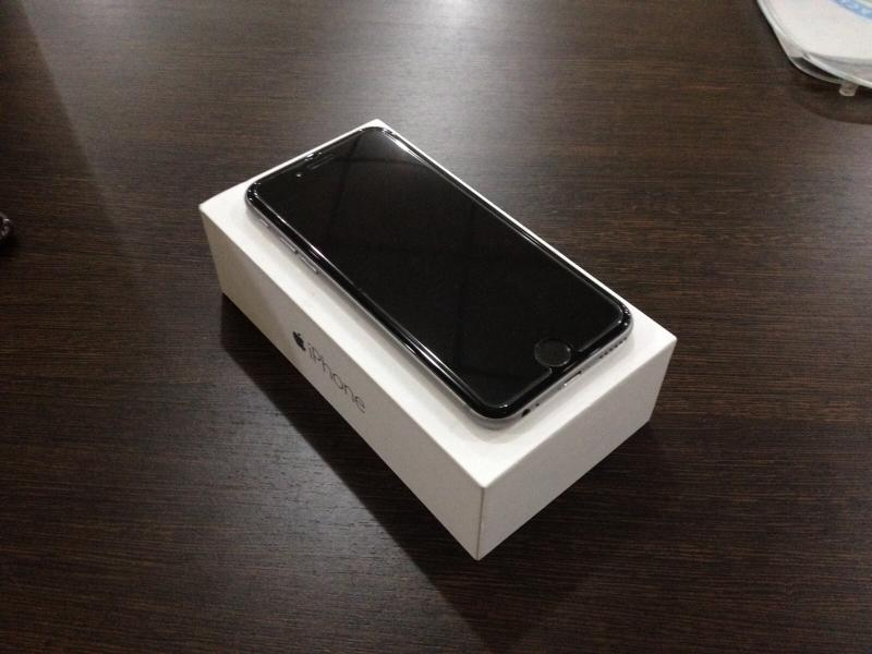 Фото iPhone 6 32GB Space gray б/у