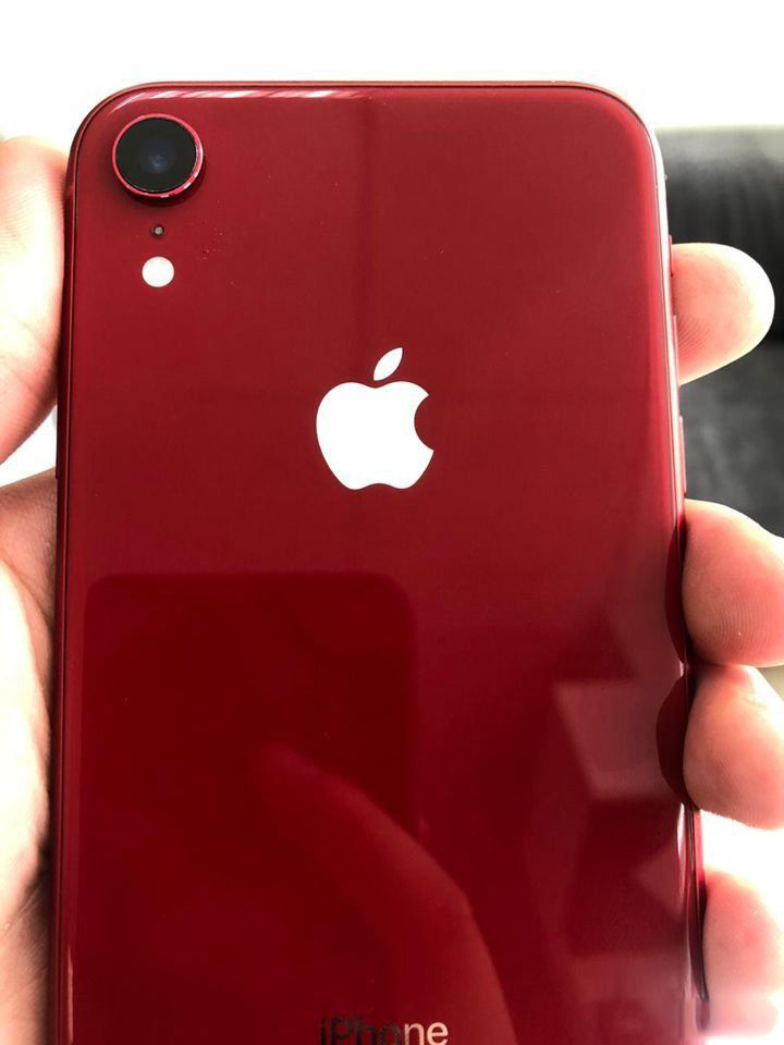 Фото iPhone XR 64GB Red б/у