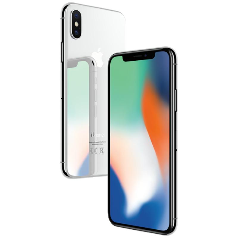 Фото iPhone X 256GB Silver RU