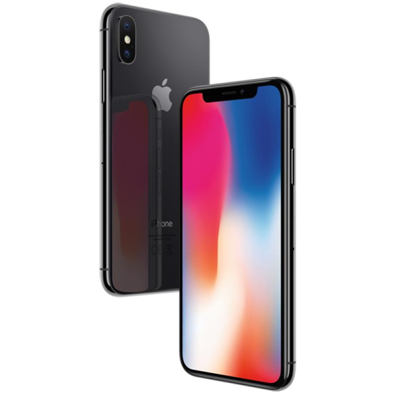 Фото iPhone X 256GB Space gray RU