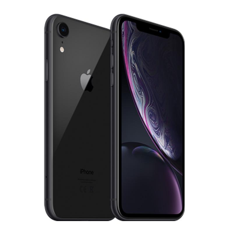 Фото iPhone XR 64GB черный EU / X/A